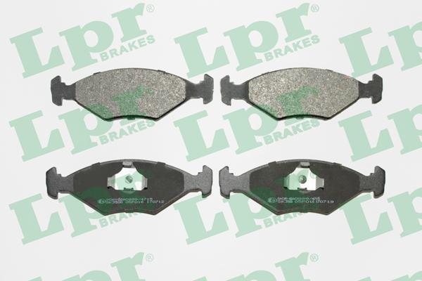 LPR 05P016 Kit pastiglie...