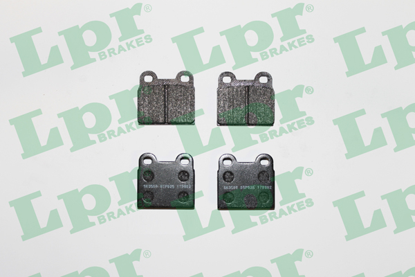 LPR 05P025 Kit pastiglie...