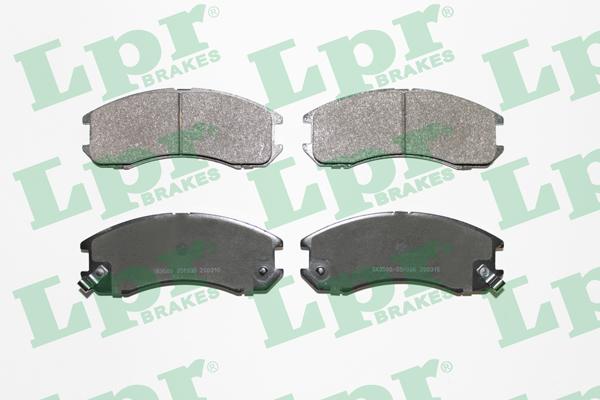 LPR 05P036 Kit pastiglie...