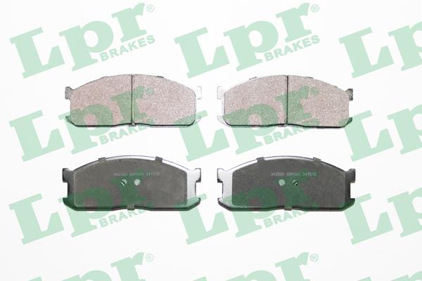 LPR 05P039 Kit pastiglie...