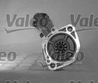 VALEO 438123 Motorino...