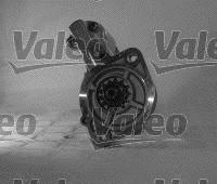 VALEO 438121 Motorino...