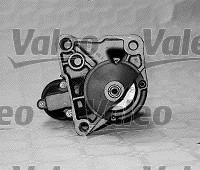 VALEO 458263 Motorino...