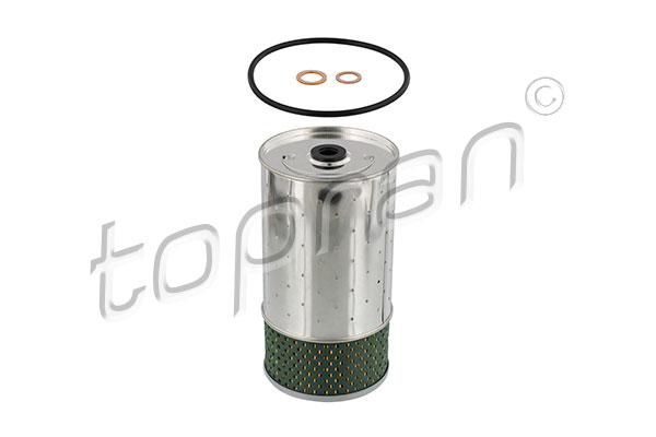 TOPRAN 400 991 Filtro olio