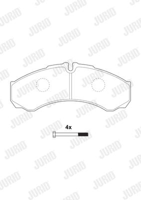 JURID 2912109561 Kit...