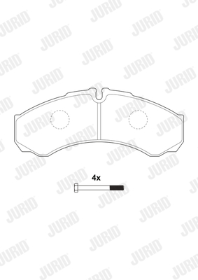 JURID 2912114530 Kit...