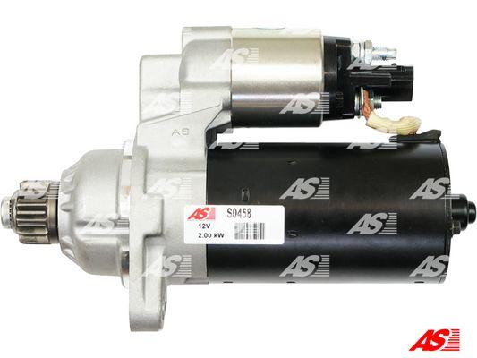 AS-PL S0458 Motorino...