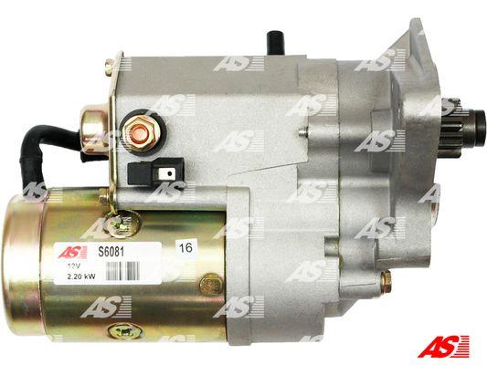AS-PL S6081 Motorino...