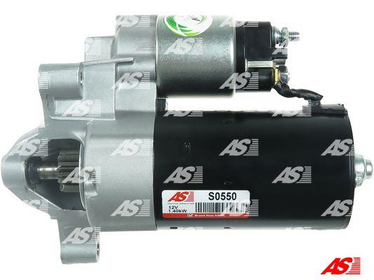 AS-PL S0550 Motorino...